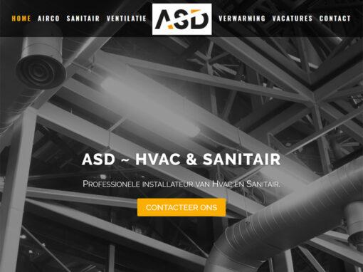 ASD | Hvac & Sanitair