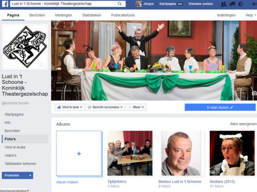 Facebookpagina L.I.S.