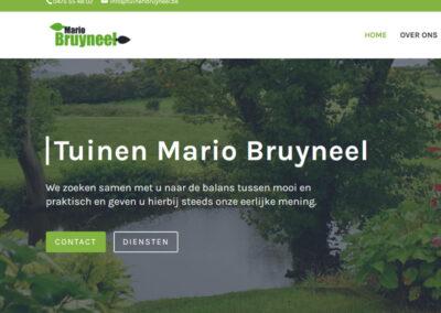 Tuinen Mario Bruyneel
