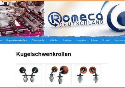Webdesign-Romeca.de